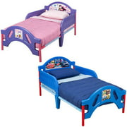 Character Corner - Toddler Bed Assortment w/Mattress Bundle (Your Choice of Character)