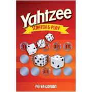 Yahtzee Scratch & Play Book