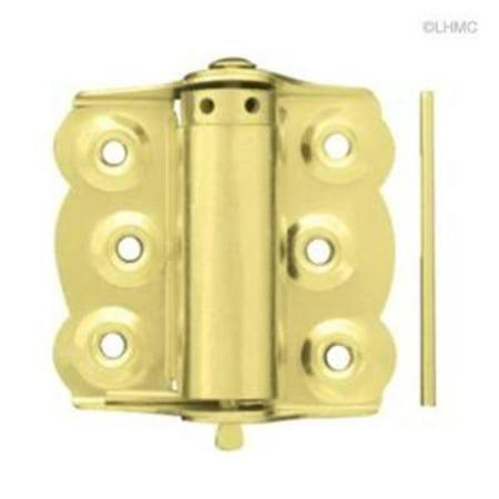 Adjustable Spring Storm Door Hinge Zinc Plated Brainerd 32566 - Door Hinge Spring Tool