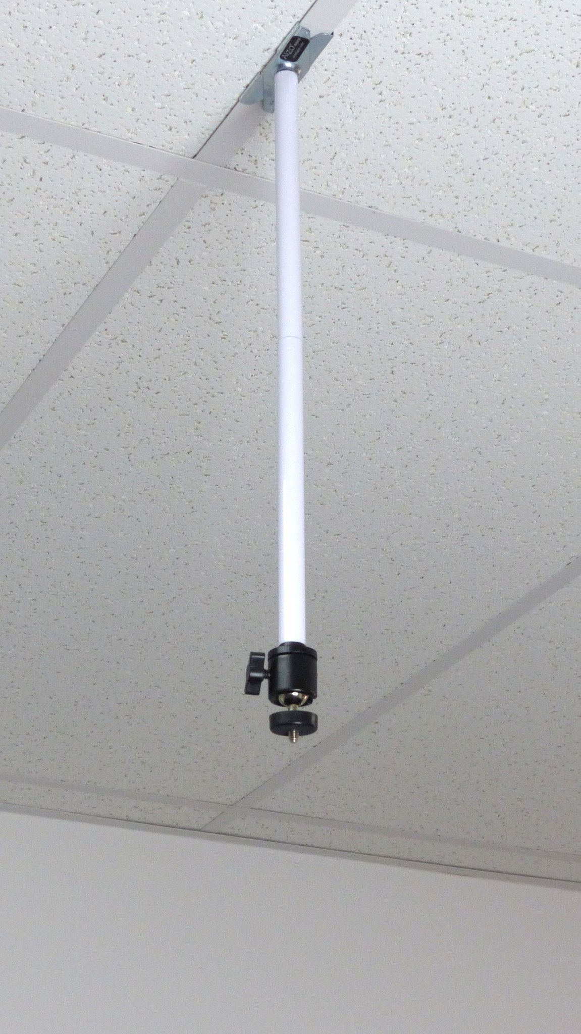 ALZO Suspended Drop Ceiling Video Pico Mini Projector Mount ...
