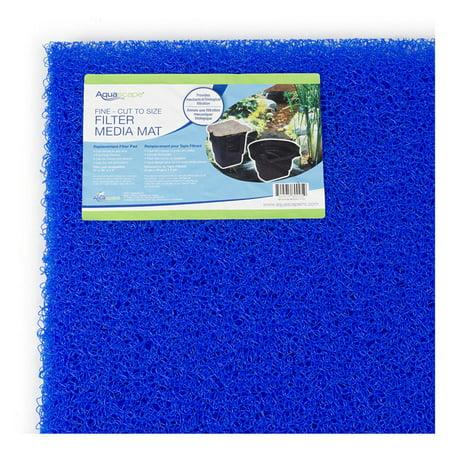 Aquascape High Density Filter Media Mat Aquascape Matala Filter Mat
