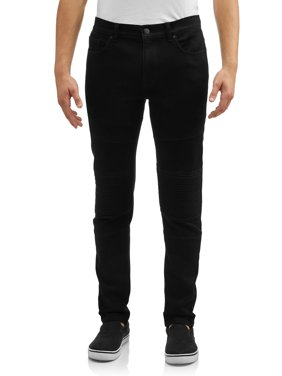 No Boundaries Men's Moto Jean