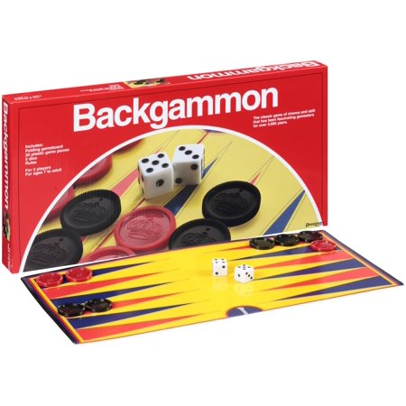 Backgammon Folding Board - Halloween Backgammon