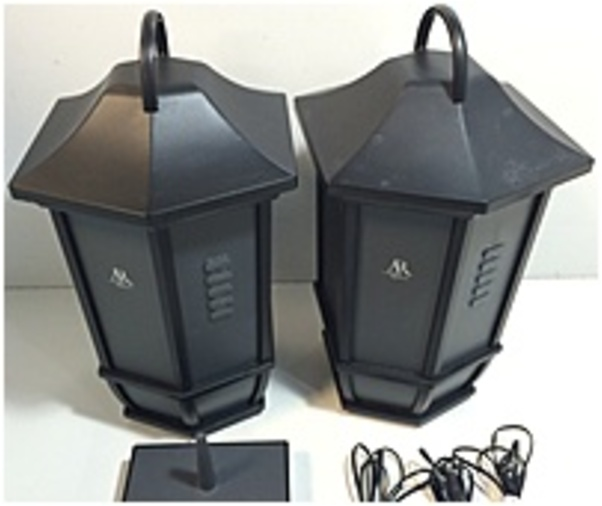 Acoustic Research WS2PK63 Portable Wireless Speakers (Refurbished) by Acoustic Research