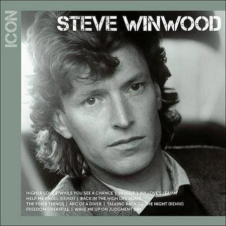 Icon Series: Steve Winwood (Best Of Steve Winwood)