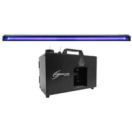 Chauvet Lighting Hurricane (Chauvet DJ Hurricane Haze 1DX DMX  Haze Machine Hazer+48