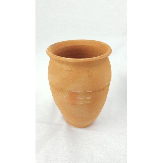 Jarritos Cantaritos de Barro Mexican cups Ethnic clay
