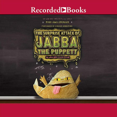 The Surprise Attack of Jabba the Puppett: An Origami Yoda Book - Audiobook - Jabba The Hutt Pet