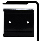 Federal Brace 31900 Corbel Converter Kit Small, Gloss Black - 4 X 5 X 1 Inch