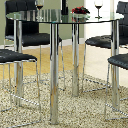 Hokku Designs Narbo Round Counter Height Dining Table by Hokku Designs