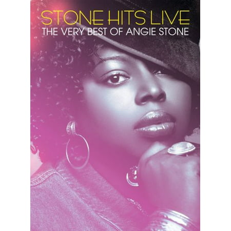 Stone Hits Live  The Very Best Of Angie Stone
