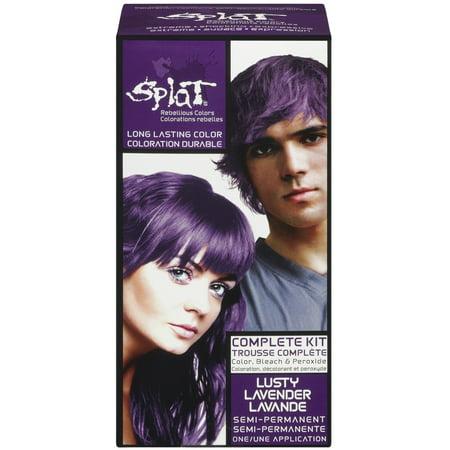 Splat Complete Color Kit Lust Lavender 1 Each (Pack of - Lavender Cover