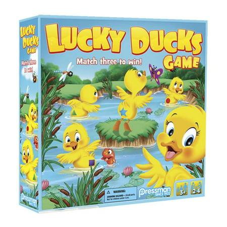 Lucky Ducks Matching Game](Ducks Games)