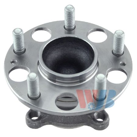 OE Replacement for 2008-2012 Honda Accord Rear Wheel Bearing and Hub Assembly (EX / EX-L / HFP / LX / LX-P / LX-S / SE) ()