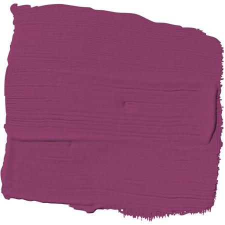 Bright Black Raspberry, Red, Magenta & Pink, Paint and Primer, Glidden High Endurance Plus Interior