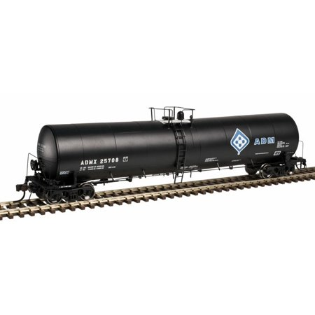 Atlas 20003838 Ho Archer Daniels Midland Trinity 25 500 Gallon Tank Car  25681