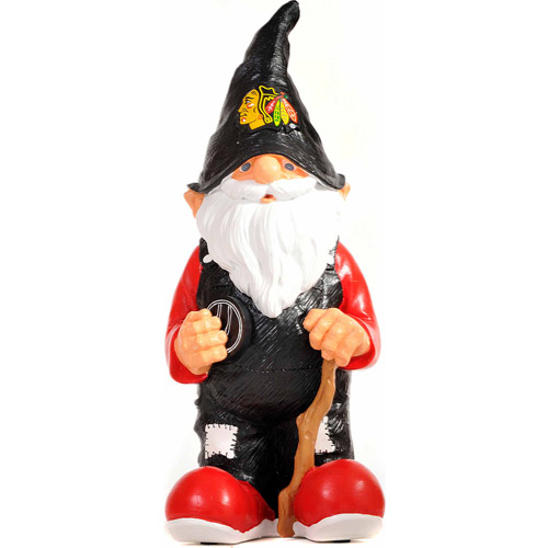 Forever Collectibles NHL Team Gnome, Chicago Blackhawks