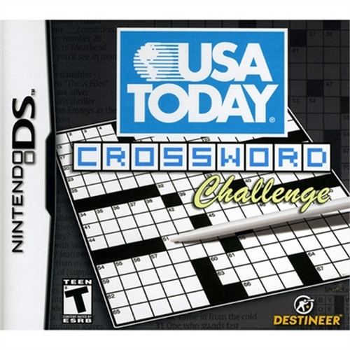USA Today Crossword Challenge (DS)