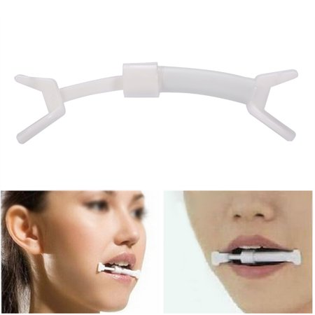 WALFRONT 1Pc Fashionable Slim Mouth Exercise Piece Facial Muscle Exerciser Smile Cheek Toning Tool,slim mouth, smile cheek - image 2 of 9