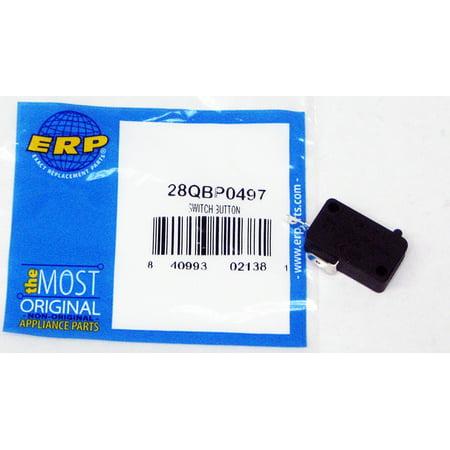 28QBP0497 Microwave Interlock Door Switch SPST Normally Open 15 Amp ()