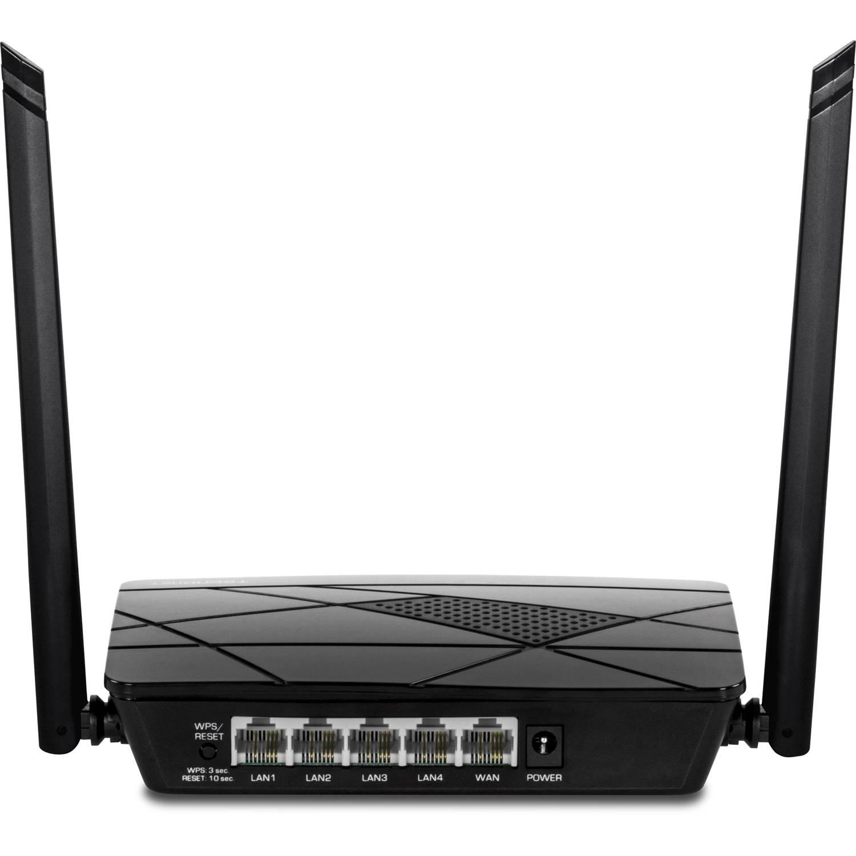 TRENDnet TEW-731BR - router - 802.11b/g/n - desktop