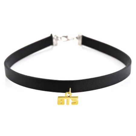 Fancyleo BTS Boys Choker Necklace Hot Gift for A.R.M.Y, 1Pcs/Set - Communion Gift For Boy