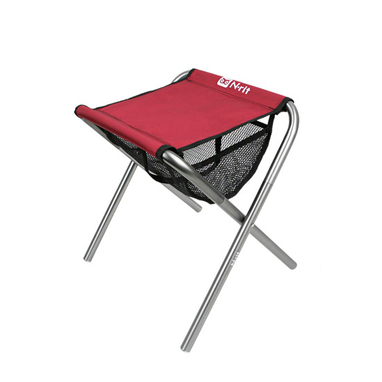 Incroyable Compact Folding Chair For Camping, Fishing, BBQ W/ Built In Storage Pouch