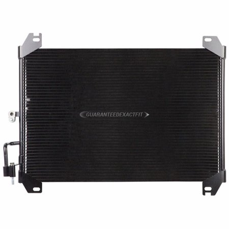 A/C AC Air Conditioning Condenser For Chevy Trailblazer EXT & Buick Rainier