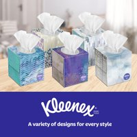 780 Tissues, By Kleenex Ultra Soft Facial Tissues, 65 ct./12 pk.