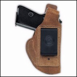 Galco Waistband Inside The Pant Holster Natural Finish, Right Hand, S&W J Fr 2 by Galco
