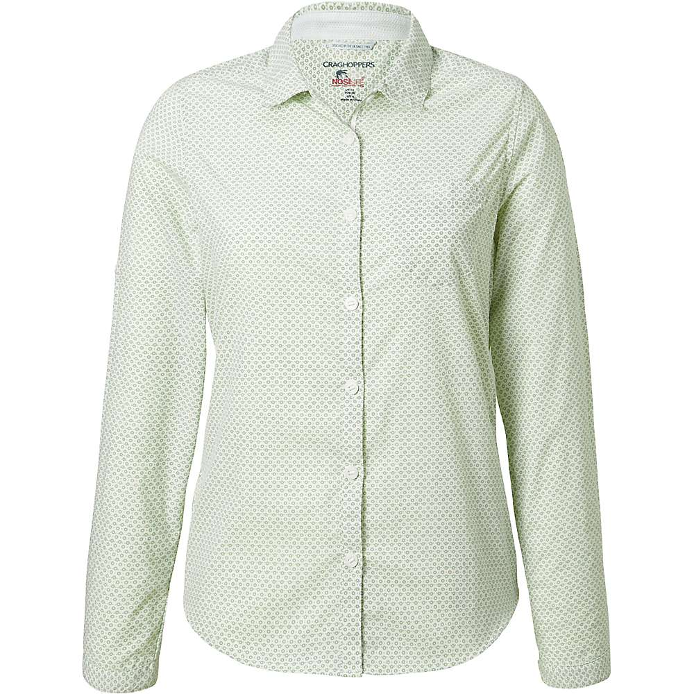 Craghoppers Women's NosiLife Adoni LS Shirt