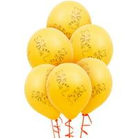 Jungle Party Latex Balloons (6)
