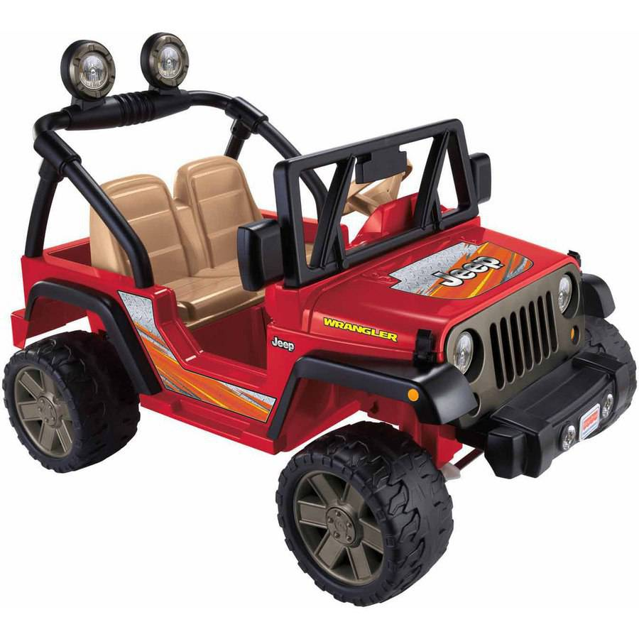 2016 pink jeep wrangler power kids 12v ride on toy remote