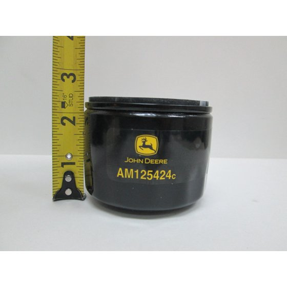John Deere Engine Oil Filter - Walmart com