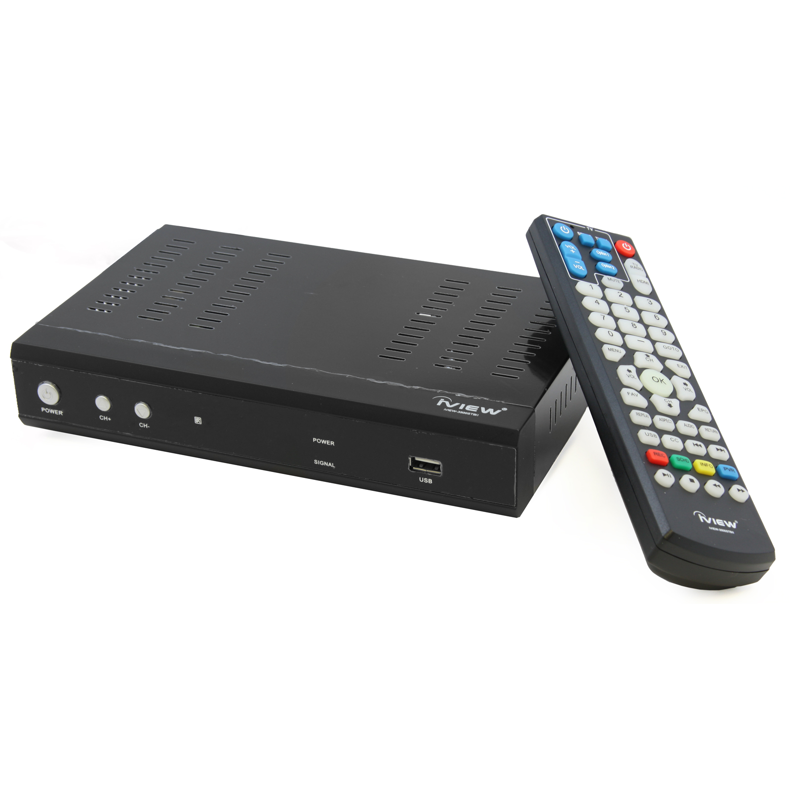 Iview 3500STBII v2 Converter Box Drivers PC