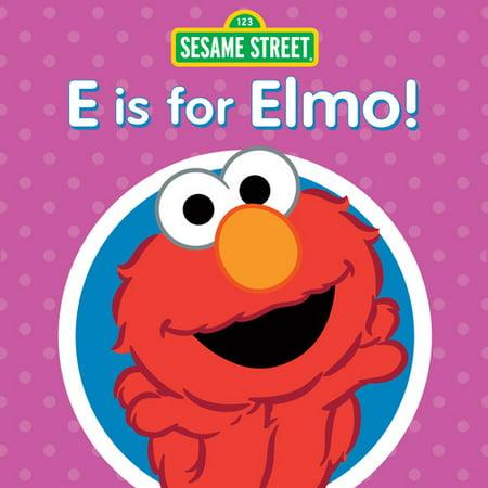 Elmo Ccd Camera - E Is For Elmo (CD)