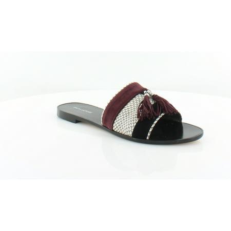 Pour La Victoire Lake Water Women's Sandals & Flip Flops Sangria Size 10 M (Premium Outlet In La)