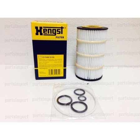 Mercedes Benz OE Quality Oil Filter Hengst 0001802609 E11H02D155