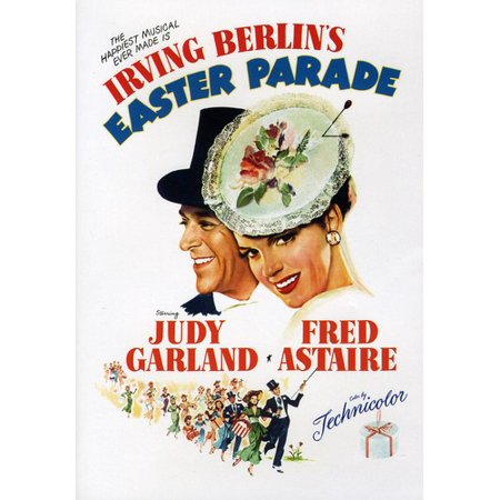 Easter Parade (DVD) - Tv Halloween Parade