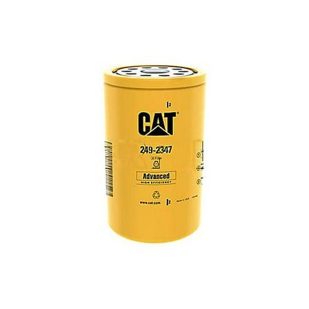 Caterpillar 249-2347 2492347 Engine Oil Filter Advanced High Efficiency