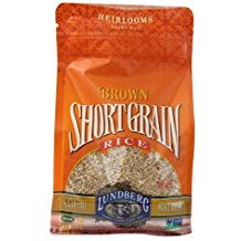 Lundberg Short Grain Brown Rice -- 2 lbs - 2 pc (Best Short Grain Brown Rice)