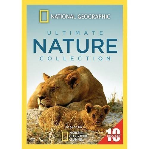 National Geographic Ultimate Nature Collection (Deluxe Edition)