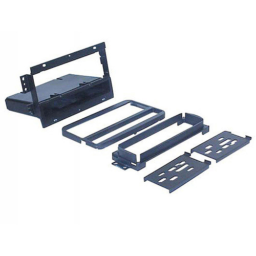 Scosche HY1602B - 2000-Up Hyundai Accent and Sonata Kit with 2 CD Pocket for Sonata