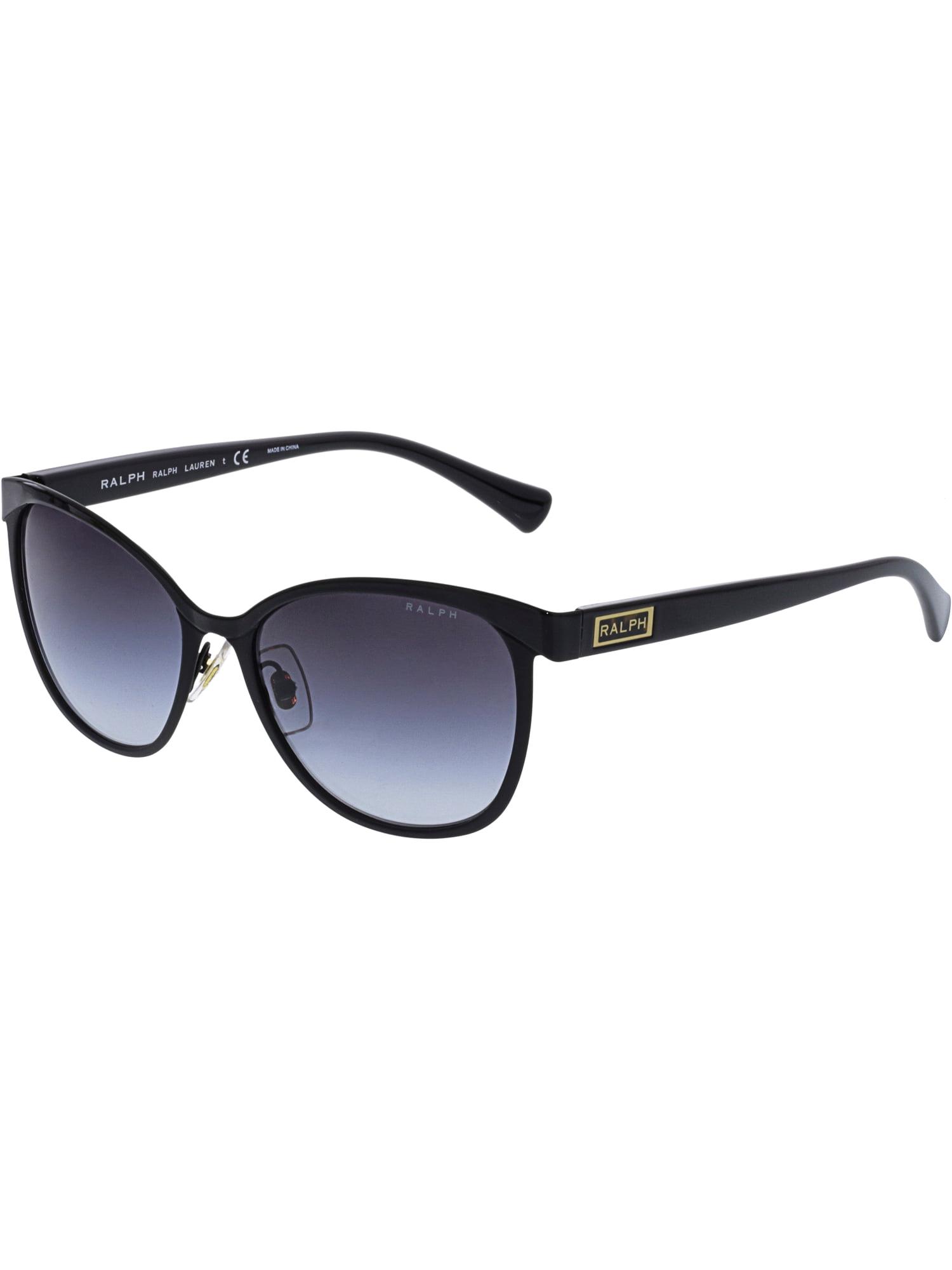 Ralph By Ralph Lauren Metal Cateye Sunglasses in Black RA4118 31808G 54 Ralph Lauren Cheap Pre Order mhK5F