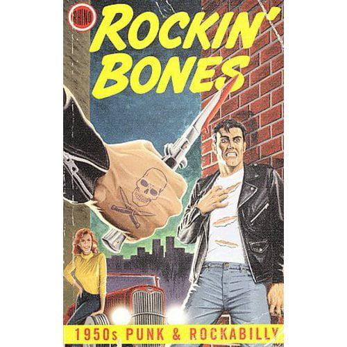 Rockin' Bones: 1950's Punk & Rockabilly (4 Disc Box Set) (Remaster)
