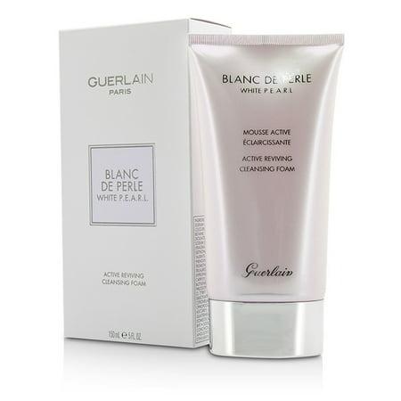 Guerlain Blanc De Perle White P.E.A.R.L. Active Reviving Cleansing Foam