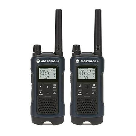 Motorola T460 Two Way Waterproof Radio w/ Priority Scan