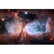 Star-Forming Region S106 Poster Print by NASA