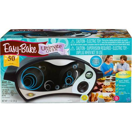 Easy Bake Ultimate Oven Black Walmart Com