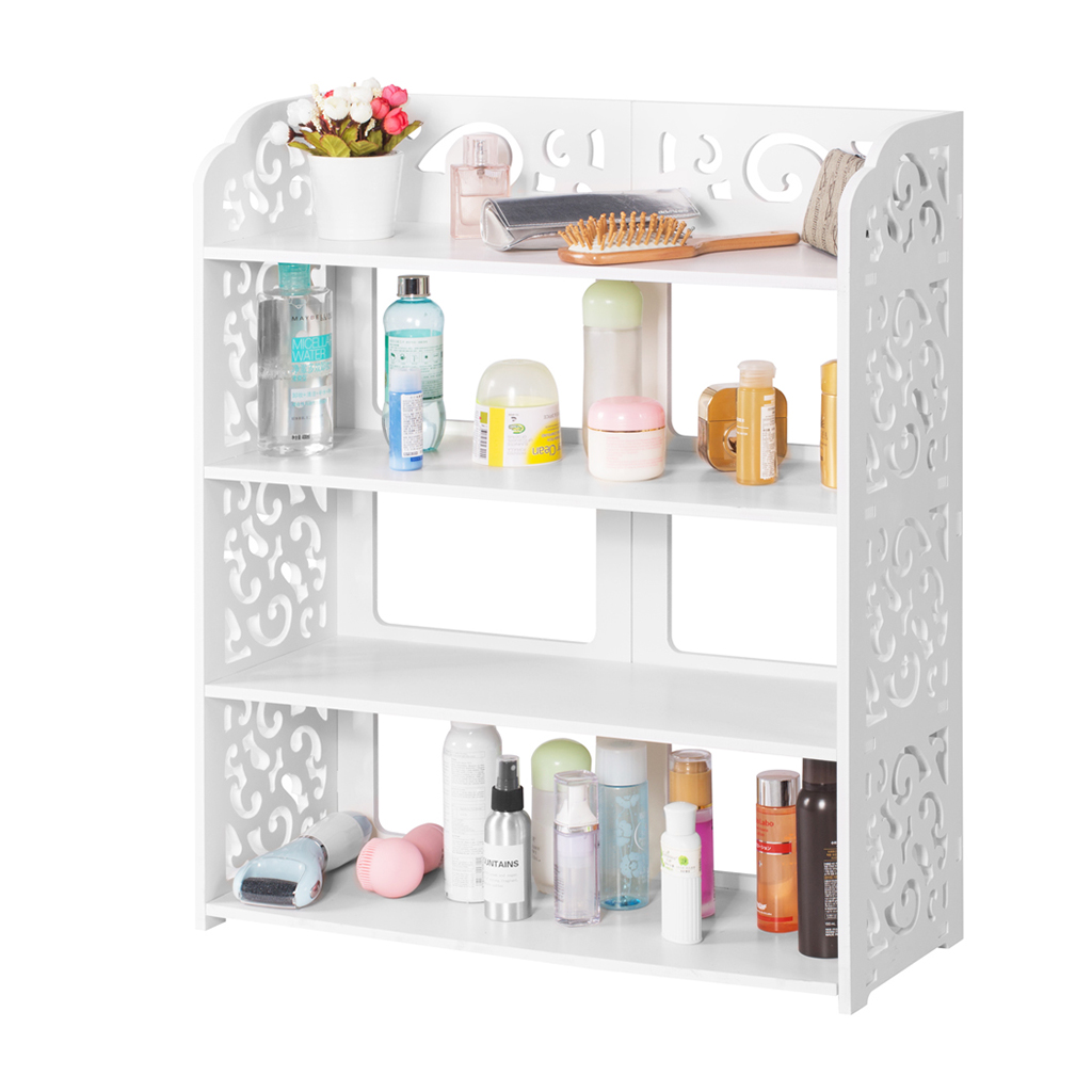 Plastic Storage Shelves